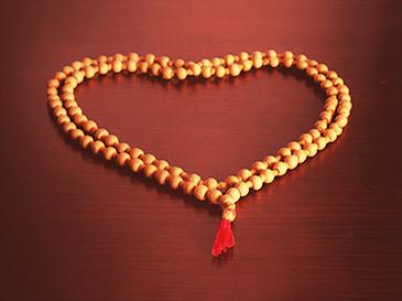 prayer beads