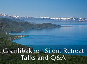 Silent Retreat Vol. 27