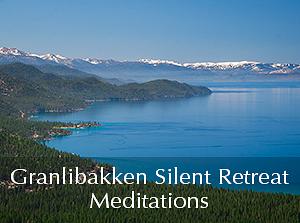 Silent Retreat Vol. 59
