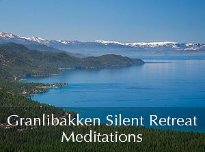 Silent Retreat Vol. 65