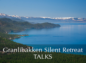 Silent Retreat Vol. 72 ~ Talks