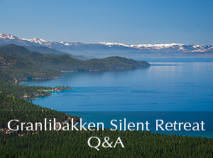 Silent Retreat Vol. 75 ~ Q&A Sessions