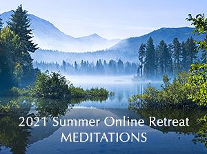 Silent Retreat Vol. 80 ~ Meditations