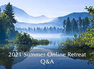 Silent Retreat Vol. 80 ~ Q&A Sessions