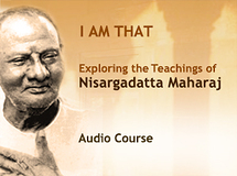 I Am That - Exploring the Teachings of Nisargardatta