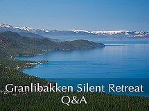Silent Retreat Vol. 39