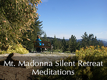 Silent Retreat Vol. 70 ~ Meditations