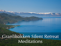 Silent Retreat Vol. 75 ~ Meditations