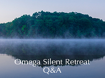 Silent Retreat Vol. 76 ~ Q&A Sessions