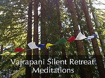 Vajrapani Meditations 2016