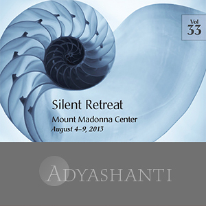LIMITED EDITION -- Silent Retreat: Vol. 33