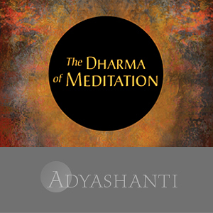 The Dharma of Meditation