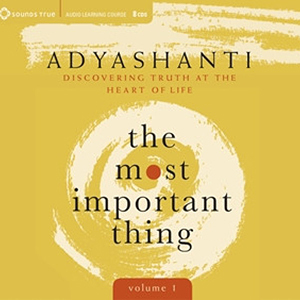 The Most Important Thing Vol. 1