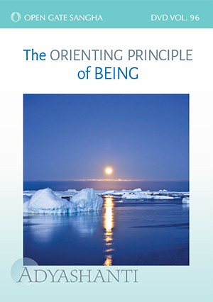 The Orienting Principle of Being - DVD 96