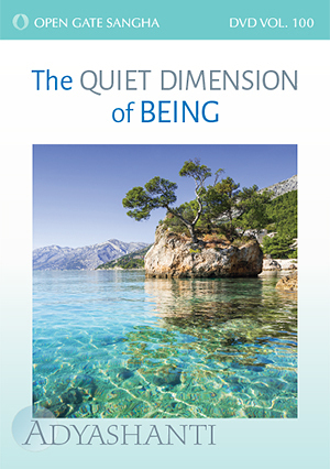 The Quiet Dimension of Being - DVD 100