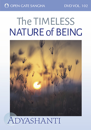 The Timeless Nature of Being - DVD 102