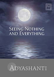 Seeing Nothing and Everything - Vol. 62