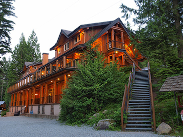 Loon Lake Lodge and Retreat Center
