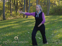 A Yogic Qi Gong Routine with Instruction