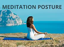 Exploring Meditation Posture