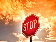 Don't Miss the Stop Sign