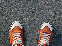 Standing in Your Own Two Shoes